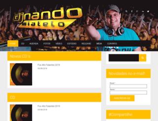 djnandomiatelo.com.br screenshot