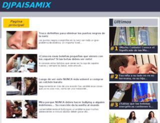 djpaisamix.com screenshot