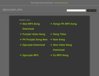 djpunjab.site screenshot