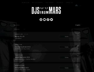 djsfrommars.com screenshot