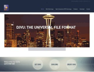 djvu.com screenshot