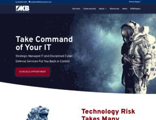 dkbinnovative.com screenshot