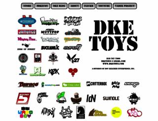 dketoys.com screenshot