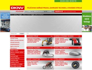 dknv.cz screenshot