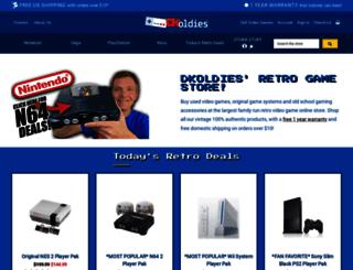 dkoldies.com screenshot