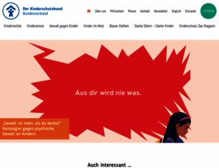 dksb.de screenshot
