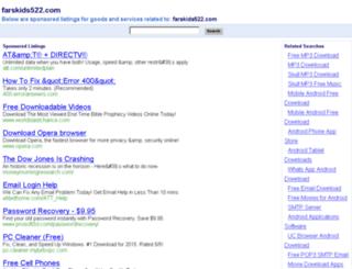 dl2.farskids522.com screenshot