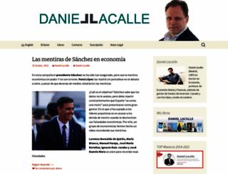 dlacalle.com screenshot