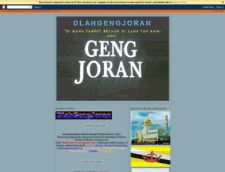 dlahgengjoran.blogspot.com screenshot