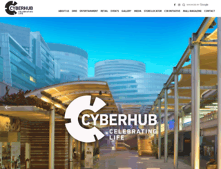 dlfcyberhub.com screenshot