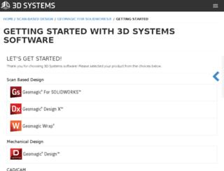 dllsupport.rapidform.com screenshot