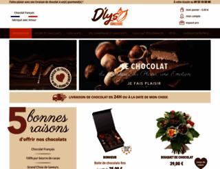 dlys-couleurs.com screenshot