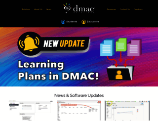dmac-solutions.net screenshot