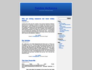 dmckenn2.umwblogs.org screenshot