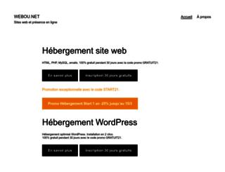 dmfes.webou.net screenshot