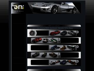dmi-3d.net screenshot