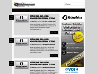 dms-software-auswahl.de screenshot