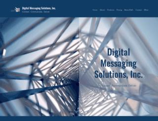 dmsgs.com screenshot