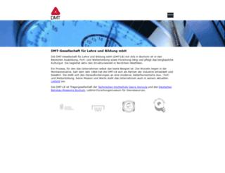 dmt-lb.de screenshot