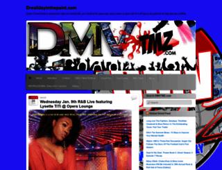 dmvtmz.wordpress.com screenshot
