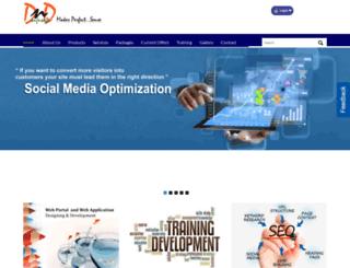 dndinfosoft.com screenshot