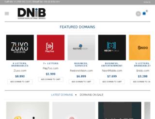 dnib.com screenshot