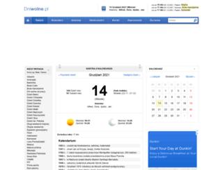 dniwolne.pl screenshot