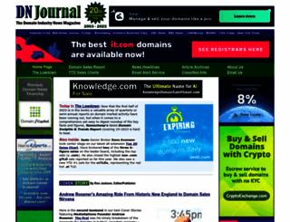 dnjournal.com screenshot