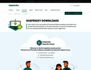 dnl-eu9.kaspersky-labs.com screenshot