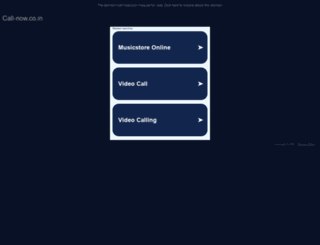 dnrreflection.call-now.co.in screenshot