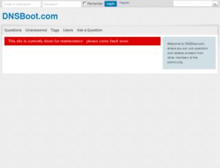 dnsbite.com screenshot