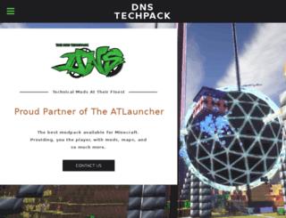 dnstechpack.com screenshot