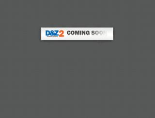 dnzweb.com screenshot
