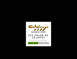 do-catalunya.com screenshot
