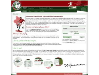 do3.dugout-online.com screenshot