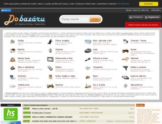 dobazaru.sk screenshot