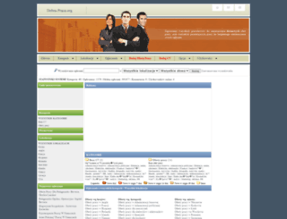 dobra-praca.org screenshot
