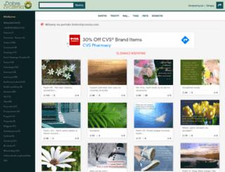 dobrezyczenia.com screenshot