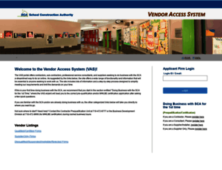 dobusiness.nycsca.org screenshot