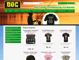 doc-fishing.com screenshot