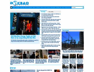 docbao.vn screenshot