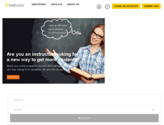 doceo.com.au screenshot