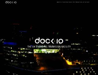 dock10.co.uk screenshot