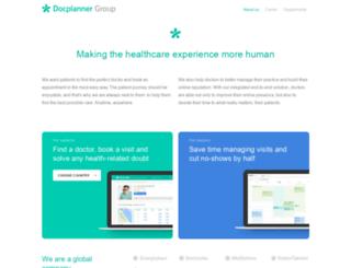 docplanner.ro screenshot