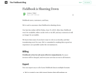 docs.fieldbook.com screenshot
