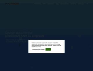 docshare.es screenshot