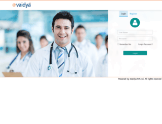 doctor.evaidya.com screenshot