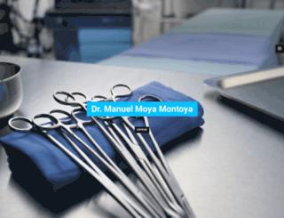 doctormoya.com screenshot