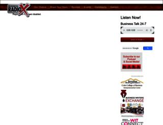 doctorsroundtable.businessradiox.com screenshot