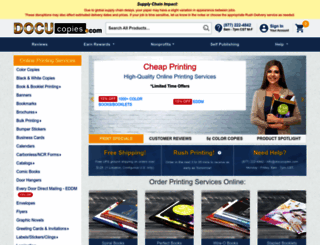 Access Docucopies Com Online Printing And Cheap Color Copies Book